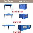 Heavy Duty Garden Pop Up Gazebo Marquee Party Tent Wedding Canopy Waterproof UK
