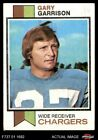 1973 Topps #375 Gary Garrison Chargers San Diego St 5 - EX $0.99 USD on eBay