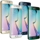Samsung Galaxy S6 Edge G925 32/64/128 Unlocked (Work With AT&T T-Mobile & More)