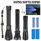Kyпить Powerful xhp90 xhp70 xhp50 Ultra Bright LED 18650 Rechargeable Zoom Flashlight на еВаy.соm