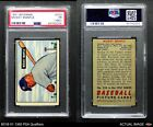 1951 Bowman #253 Mickey Mantle Yankees PSA 1 - POORBaseball Cards - 213