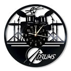Musical Clock Vinyl Record 12 Quartz Wall Clock For Music Enthusiasts Gifts
