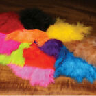 Hareline Wooly Bugger Marabou Feathers - All Colors
