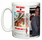 Dirty Fingers Mug, Sean Connery James Bond You Only Live Twice, Film Poster £8.99 GBP on eBay