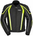 Cortech GX-SPORT 4.0 Vented Jacket - BLACK/HI-VIZ - Men's Sizes XS-3XL