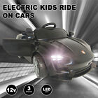 12V Kid Ride on Sport Car/Jeep Car Toy Electric Battery Remote Control& MP3