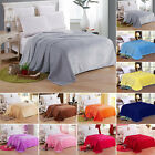 Super Warm Soft Fluffy Fleece Cover Throw Blanket Comfy Thermal Large Sofa Bed image