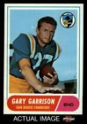 1968 Topps #36 Gary Garrison Chargers San Diego St 7 - NM $3.5 USD on eBay