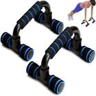 Hot Push Up Bar Stand Foam Handle Chest Pull Press Gym Fitness Exercise Handles
