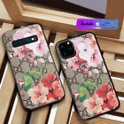 Case iPhone 6 X XR XS 11 Pro Max/Samsung Galaxy Note10 S20Guccy48CasesFlower