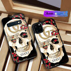 Case iPhone 6 X XR XS 11 Pro Max/Samsung Galaxy Note10 S20Guccy53CasesSkull
