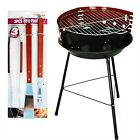 Barbecue Tools BBQ Grill Portable Outdoor Charcoal Cooking Grill Round Patio