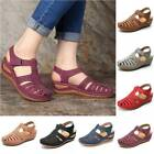 Kyпить Women Daily Wear Sandals Casual Closed Toe Mules Summer Slippers Flat Shoes Size на еВаy.соm