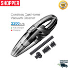 Best Cordless Mini Vacuum Cleaner For Car And Home Handheld Rechargeable Wireles