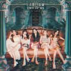 LABOUM - Two Of Us (Vol.1) CD+Photobook+2Photocards+Poster