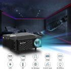 Excelvan Mini LED Projector Multimedia 1080P HDMI VGA AV SD USB Home Theater