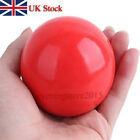 Indestructible Solid Rubber Ball Pet cat Dog Training Chews Play Fetch Bite R RC