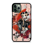 BETTY BOOP iPhone 6 6S 7 8 Plus X/XS XR 11 Pro Max Phone Case $14.9 USD on eBay