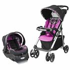 Evenflo Vive Travel System with Embrace Infant Car Seat | Free Shipping NEW