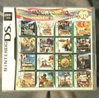Ds Game Video Cartridge Console Card 3ds 1 Nintendo Compilation All 2ds Nds Ndsl