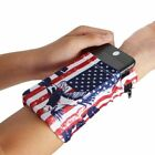 Running Phone Bag Wristband Fitness Wrist Pouch Cycling Arm Band Phones Wallet