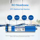 50/70 GPD Reverse Osmosis RO Membrane Replacement Water Filter System Household