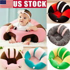 Infant Baby Seat Sit Support Protector Chair Car Cushion Pad Soft Sofa Pillow Us