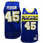 CHUCK PERSON Indiana PACERS Adidas HARDWOOD Classic THROWBACK Swingman Jersey on eBay
