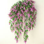 2x Artificial Ivy Flower Vine Garland Hanging Home Garden Trailing Basket Plants