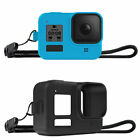 Case For Gopro Hero 8 Soft Cover Shockproof Silicone Housing Protective Shell