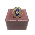 San Diego Chargers 1963 American Football Championship Ring Display Box $21.88 USD on eBay
