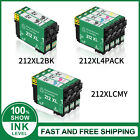 212XL 212 XL Remanufactured Ink Cartridges for EP Expression XP-4100 XP-4105