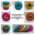 Handmade Puppy/small Dog Donut Toy. 5 Colour Options. 100% cotton. Tough, strong