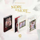 TWICE - More & More (9th Mini) CD+Poster+Free Gift+Tracking no