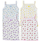 Kyпить (4 Pack) Butterfly GIRLS & Toddlers UNDERSHIRT Spaghetti Straps Cami TANK TOPS на еВаy.соm