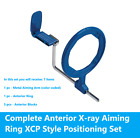 Complete Posterior X-ray Aiming Ring Color Coded Rinn XCP Style Positioning Set