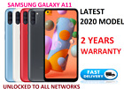 New Samsung Galaxy A11 Dual Sim 2020 4g Lte 32gb Smartphone Black Blue White Red