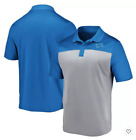 NFL Detroit Lions Men's Spectacular Polo T-Shirt, Small or Medium $16.99 USD on eBay