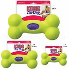 Kong Air Dog Tennis Ball Bone Fetch Toy Squeaky Float