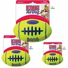 Kong Air Dog Tennis Ball American Football Fetch Toy Squeaky Float