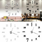 2020 Large Wall Clock Oversized Living Room Silent Decorative Home Modern Office