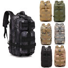 30l Sports Military Rucksacks Tactical Backpack Trekking Hiking 8 Colors Hot