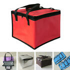 Insulated Lunch Bag Thermal Cooler Bag Sandwich Drink Cool Storage Chilled Zip