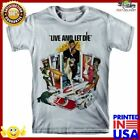 007 Live And Let Die T Shirt Awesome t Shirt $17.05 USD on eBay