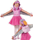FANCY DRESS COSTUME ~ GIRLS PAW PATROL SKYE CHILDS OUTFIT AGES 1-4 YEARS