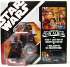 Star Wars 30th Anniversary COIN FOLDER WITH Darth Vader Figure £12.99 GBP on eBay