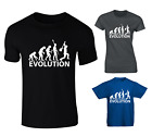 Evolution Of The Guitarist Guitar Player T-shirt - Mens, Womens And Kids Sizes