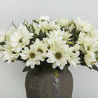 Artificial Daisy Flower Fake Plant Home Garden Bouquet Indoor Outdoor Decoration