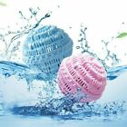 Laundry Cleaning Balls Washing Machine Wash Ball Stain Remover Stick Pink/Blue