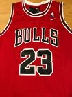Michael Jordan #23 Chicago Bulls Basketball Jersey NWT Men's Stitched